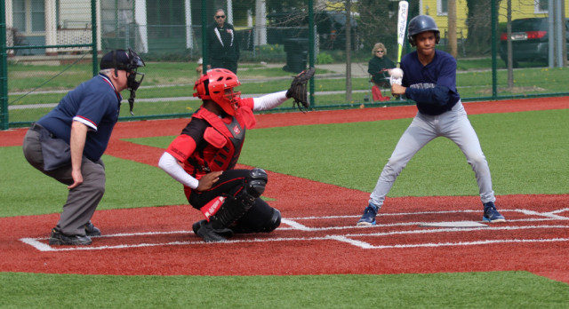 Baseball Improves To 1-1 With Victory