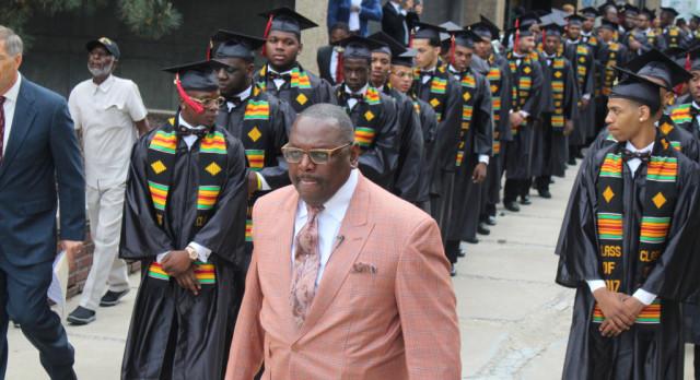 Ginn Academy Graduates  Class of 2017