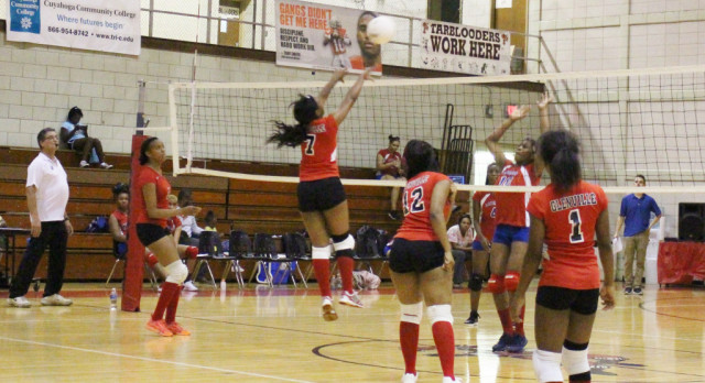 Volleyball Gets Another Victory