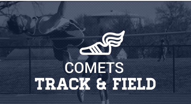 Comets at State Track and Field Meet