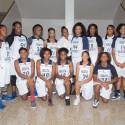 2016-2017 Girls JV Team Photo
