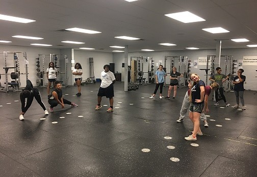 Softball Off-Season Conditioning