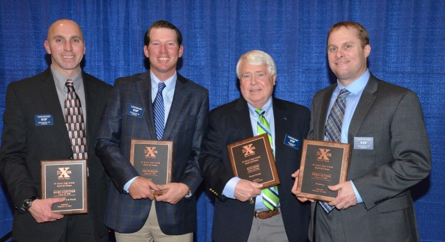 2014 Athletic Hall of Fame Adds Four New Members