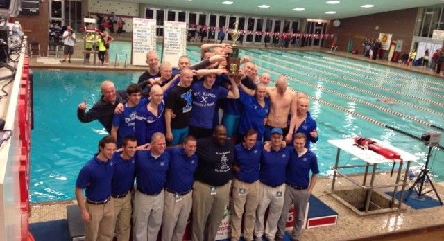 St. X AquaBombers Secure 35th Ohio Title