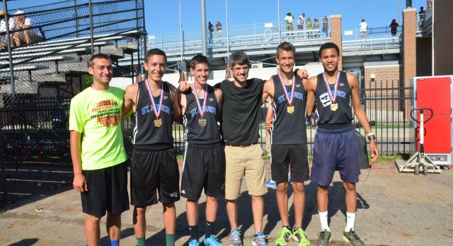 Bombers Make History at State Track Meet