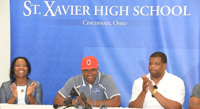 Hilliard ('15) Commits to The Ohio State University