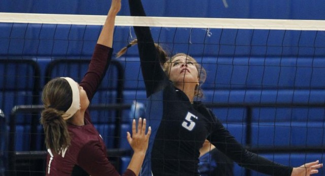 Vela Lady SaberCats CLAW the Eagles!