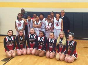 2016 8th grade Boys Basketball