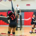 W.C. J.V. Volleyball vs Trotwood