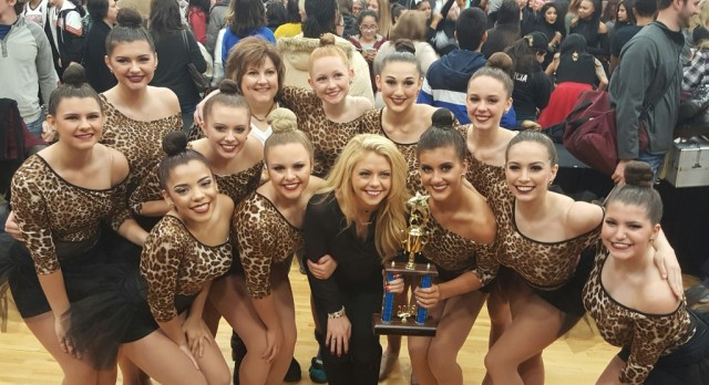 Blanchard Pom places 3rd at OSDTDA State Competition
