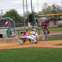 JV Baseball vs Byng 4-1-17