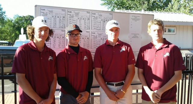 Blanchard High School Boys Golf finishes 3rd place at Regional Golf Tournament – Qualifies for State Tournament