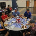 2016 Red vs Blue Fall Scrimmage and BBQ