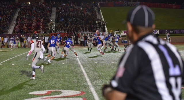 Vote for GHS Mustang Cameron Hamway for DFW Varsity Week 9 defensive Player of the Week