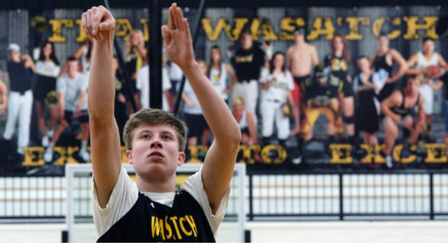 2017 Wasatch Boys' Basketball Summer Camp