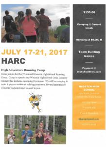 HARC 2017 Flyer