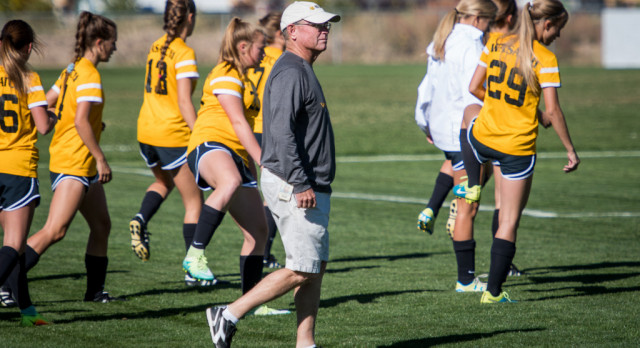 Wasatch High School Girls Varsity Soccer beat Snow College Soccer Camp 5-1
