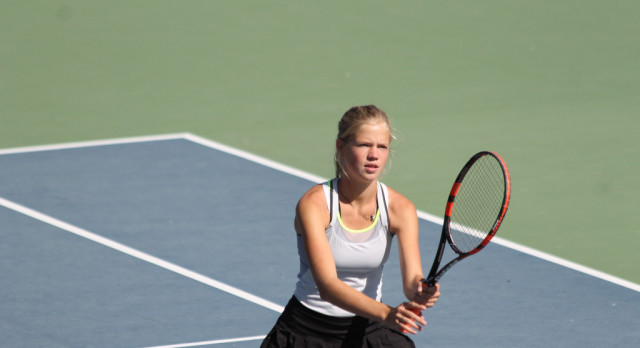 Girls Tennis all qualify for State