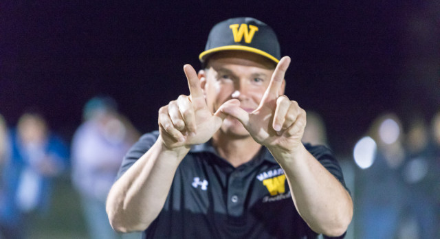 Wasatch High School Varsity Football beat Cottonwood High School 59-0