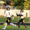 Wasatch Varsity Football v Timpanogos 9-22-2017