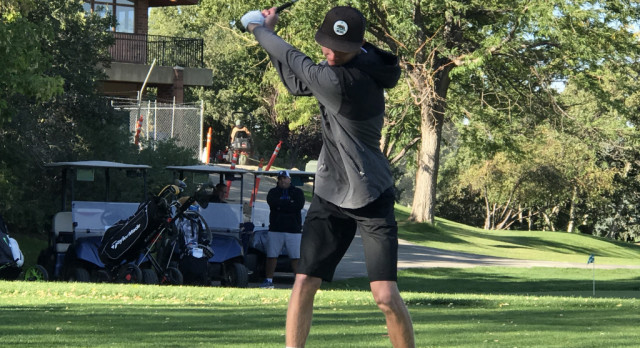 Golf Struggles to 4th Place Finish