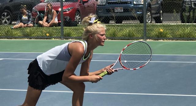 Girl's Win JV Region Tennis Tourney