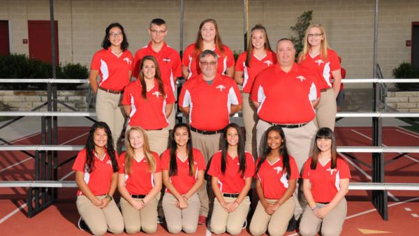 2017-18 Athtletic Training Staff