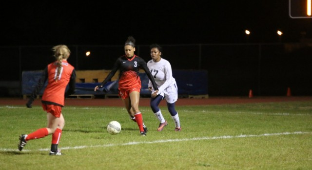 Varsity Lady Tigers soccer topples Copperas Cove