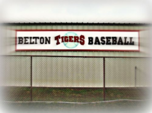 "Belton Tiger Baseball ""We don't have to, we get to"""