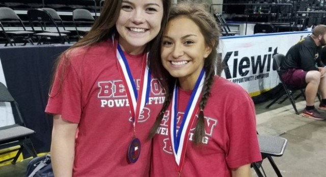 Two Earn Medals at State Meet