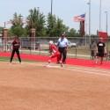 Softball vs Mesquite – Area Round