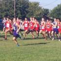 Boys XC meet at Brownwood 9/15/16