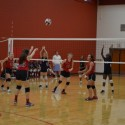 NBMS 7A volleyball vs. Cove Lee