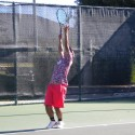 Tiger Tennis Area Semifinals