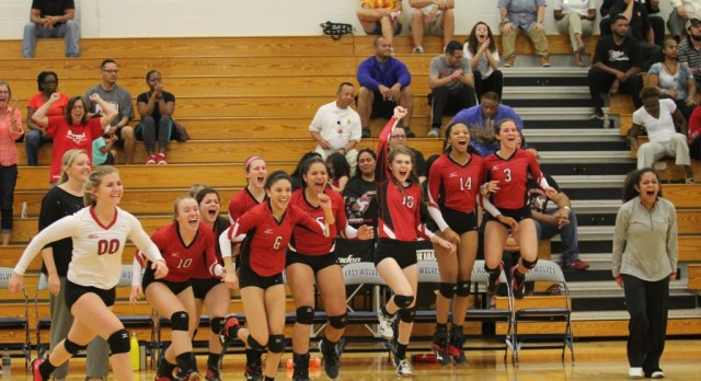 Lady Tigers down Harker Heights in four games, will meet Ellison on Friday in 8-6A play-in final