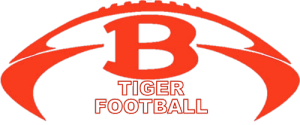 tiger football red and white