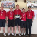 TIGER ONE wins the Hutto ISD Fall Invitational @ Star Ranch Golf Club