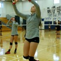 Volleyball Vs. Harker Heights Photos