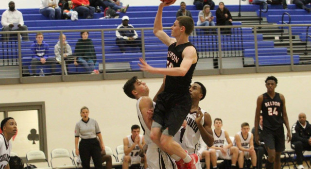 Belton boys battle away against A&M Consolidated, win 57-51 at Georgetown Frost Tourney