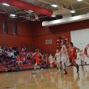 NBMS vs. Lake Belton-8A girls