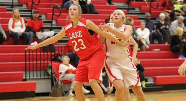 North Belton girl's basketball takes three of four from Lake Belton