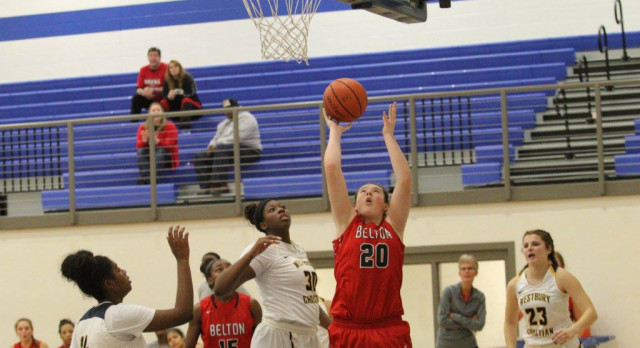 Lady Tigers struggle with tough losses to Westbury Christian, Argyle in pool play at Frost Tourney