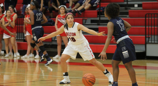 Lady Tigers scratch and claw back from early run, but fall to Shoemaker 43-33