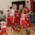 LBMS Boys Basketball vs SBMS