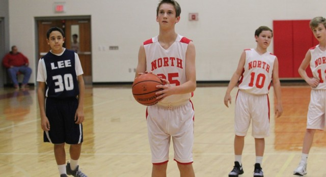 North Belton boy's basketball takes three of four from Cove Lee