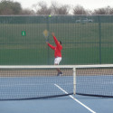 McKinney Varsity Tennis Tournament Continued