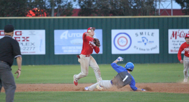 Belton, Temple baseball scrimmage gets players solid playing time