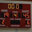 NBMS Student vs. Staff Basketball game-8th grade