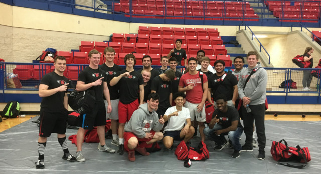 Boys Powerlifting takes 1st at Midway Invitational