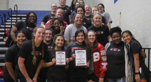 Lady Tigers Powerlifting dominates at Wildcat Invitational